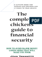 Pages From The Complete Chicken's Guide to Financial Security