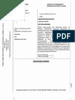 BANSC-RE-2010-187-Defendants Proposed Order n Cert