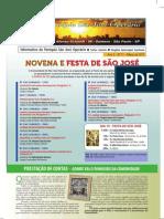 Paróquia São José Operário - Informativo Paroquial Marco 2012