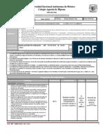 PLAN Y PROGRAMA DE EVAL BIOLOGIA IV  5°  P 11-12