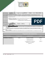 PLAN Y PROGRAMA DE EVAL QUIMICA IV A-I,II  5°P  11 - 12