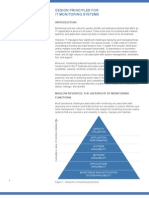Groundwork Open Source Whitepaper-Design Principles for IT Monitoring Systems
