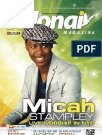 March Adonai 2012