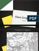 China Geography