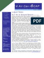 Air Cavalry Squadron - Aug 2003