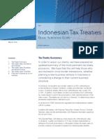 Indonesian Tax Treaties QRG