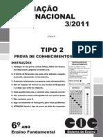 AVALIAÇÃO_NACIONAL_3-2011_6_ANO_TIPO1