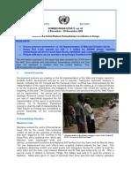 6 - 20 November 2008 | OCHA Kenya Humanitarian Update Volume 40