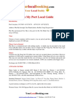 Phu My Port Guide