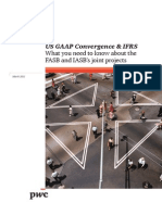 US GAAP Convergence and IFRS