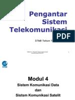 Sistem Komunikasi Data Dan Satelit Rev