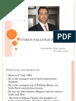 Cyrus Pallonji Mistry