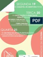 Semana de Artes 2011
