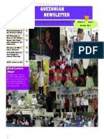 Quezonian Newsletter December 2011