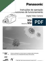 Videocam Panasonic NVGS230E