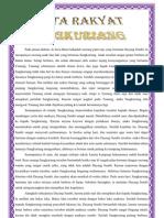 Cerita Sangkuriang