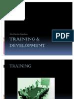 Training & Development-Sachin Vyavhare