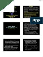 00 Jadwal Perkuliahan Ekologi Lanskap 2011-2012