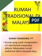 Rumah Tradisional Di Malaysia