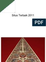 Situs Terbaik 2011