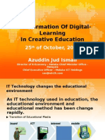 Azuddin Jud Ismail - Digital E-Learning