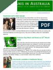 Pakistanis in Australia Vol 2issue 5 2012