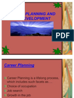Copy of Career Planning and Development 13