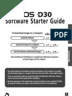 d30 Software Manual