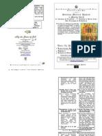 SUNDAY MARTINS HYMNS -Tone _5_ Plagal 1 - 4 Mar - 5 Triodion-1lent - Orthodoxy