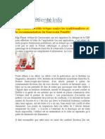 Mgr Planet évêque Carcassonne interdit pèlerinage Notre-Dame-de-Marceille