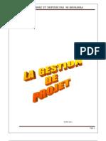 Doc Gestion de Projet
