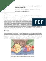 Geofisica_Correlazioni tra la sismicità nell' Appennino Parmense -Reggiano e le attività solare e geomagnetica nel Gennaio 2012