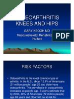 Keogh Osteoarthritis Presentation