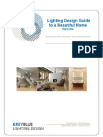 Lighting Design Guide to a Beautiful Home (Part 1)
