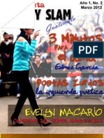 Poetry Slam Guatemala Issue 02