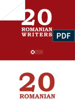 20 Romanian Writers