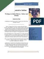 The Argumentative Indian Amartya Sen Ebook