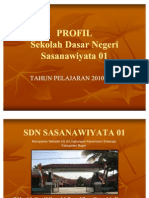 Profil SDN Sasanawiyata 01 Bogor