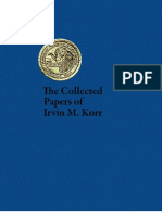 The Collected Papers of Irvin M. Korr Vol. I