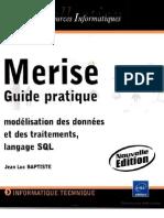 Merise- Guide Pratique Par Jean-Luc Baptiste