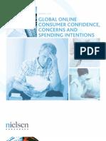 Nielsen Global Online Consumer Confidence Q4 2011