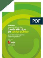 EDP Manual Ligacoes Rede