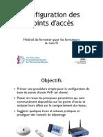 06-Configuration Des Points d Acces-fr-V1.8