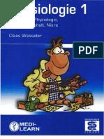 Physiologie Band-1 Allgemeine Physiologie