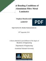 Curv-Aluminium Fibre Metal Laminates-2