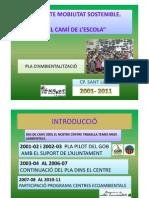 EL CAMÍ DE L'ESCOLA 2011 consell municipal