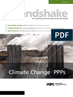 Handshake Climate Change