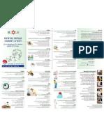 הנחיות בסיסיות לעזרה ראשונה לטיפול בילדים ופעוטות