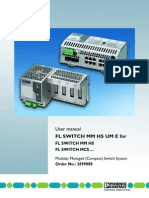 Phoenix Managed Switches