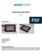 v1 2 1a 2 Nanocom Evolution User Guide
